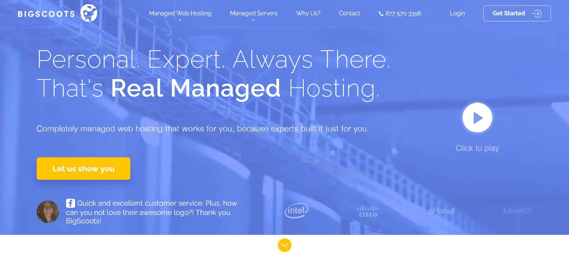 BigScoots – Fully Managed Web, WordPress, VPS & Dedicated Hosting